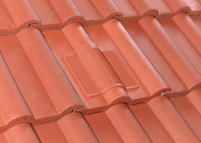 Double Roman Tile Vent Cresta Roofing Supplies